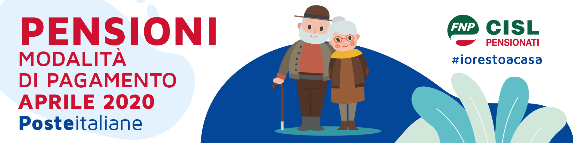 pensioni:modalità di pagamento